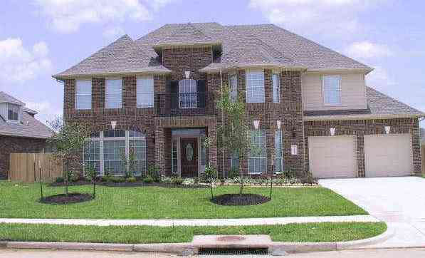 Carl Landry house pictures, Pearland, TX