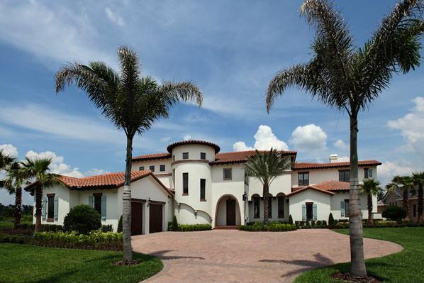 Carlos Pena house Windermere, Florida - pictures