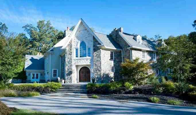 Kyle Lowry's house Wayne, PA