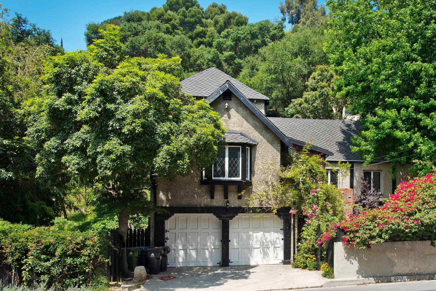 Charli XCX home Hollywood, California