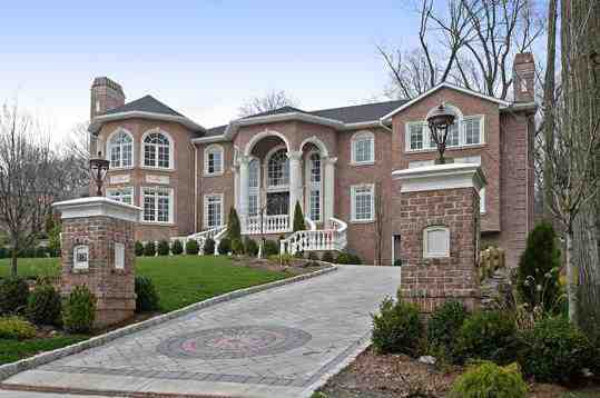 Chris canty 39 s house alpine new jersey pictures and rare facts Nice houses in new jersey