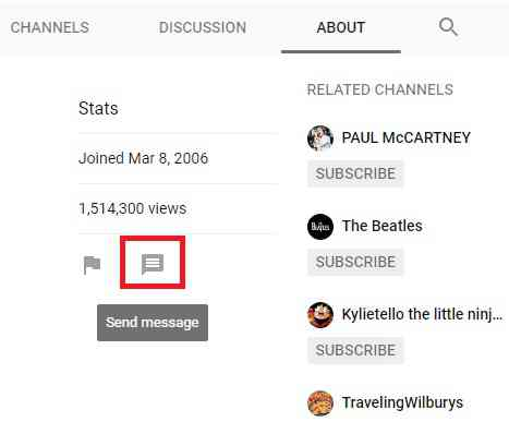 Contact Ringo Starr Youtube