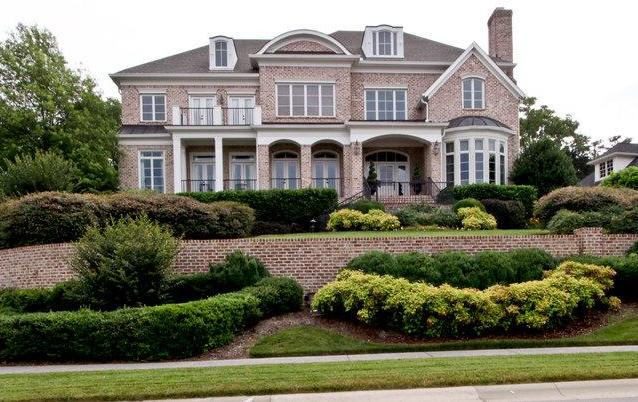 Dan Uggla house Franklin Tennessee - pictures