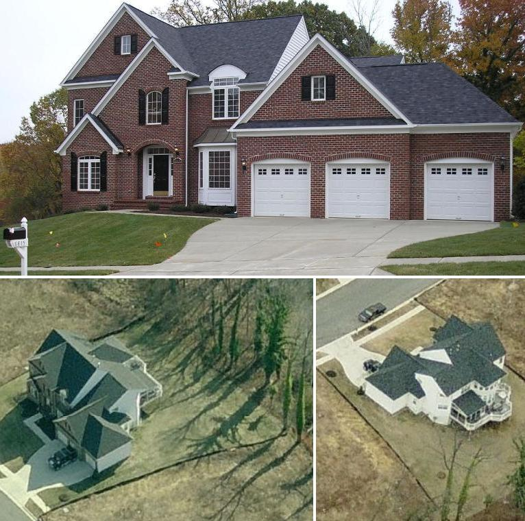 Darnell Dockett's house pictures - Clinton, Maryland