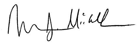 Deuce McAllister Signature