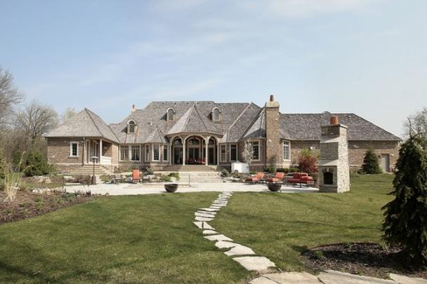 Devin Hester's house Riverwoods, Illinois