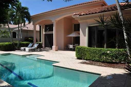 Dick Stockton and Lesley Visser's house for sale in Boca Raton, Florida