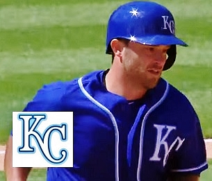 Drew Butera Kansas City Royals pitcher