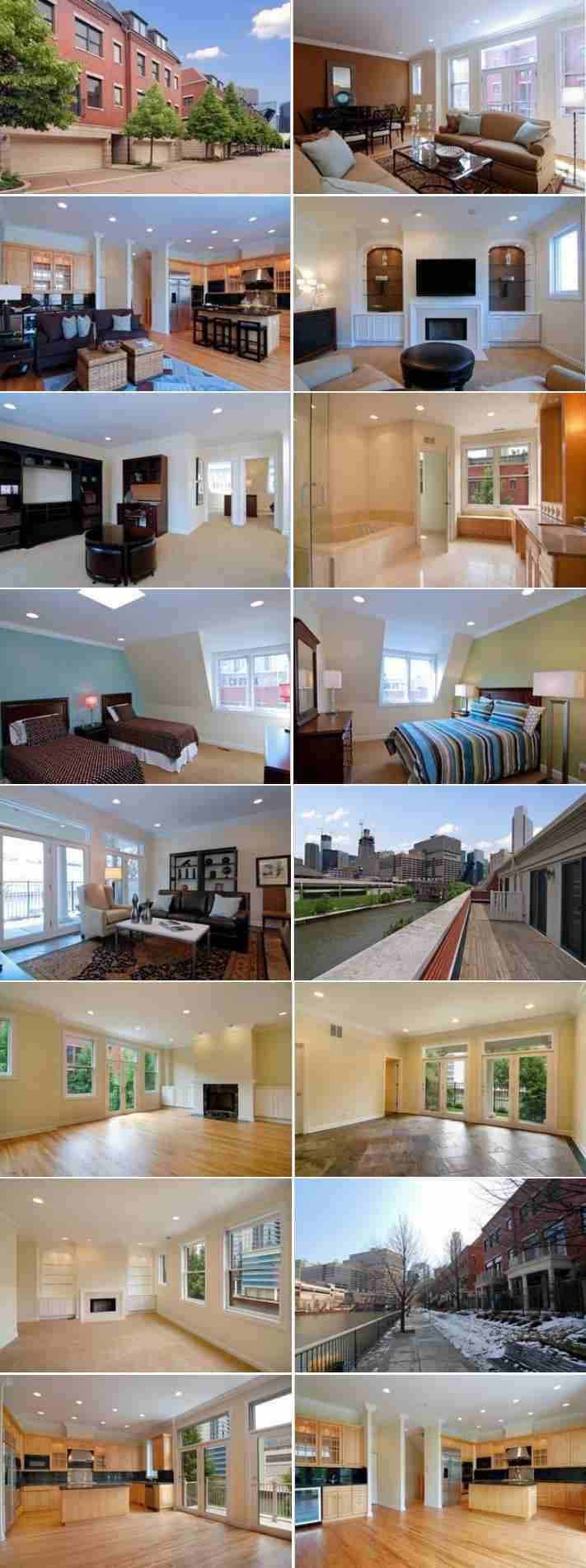 Dwyane Wade's house Chicago, IL pictures