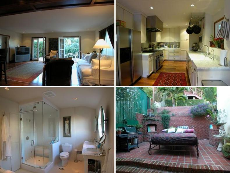 Elisha Cuthbert house in Los Angeles, CA