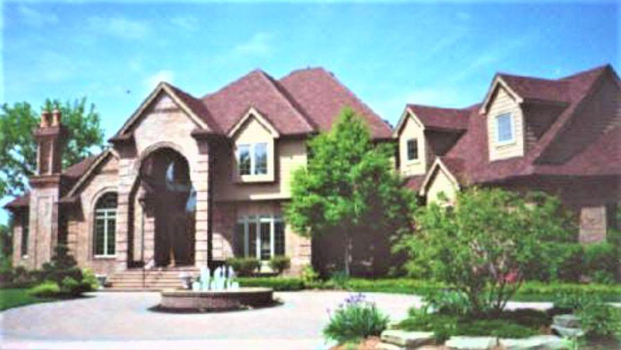 Eminem S House Clinton Township Michigan Pictures