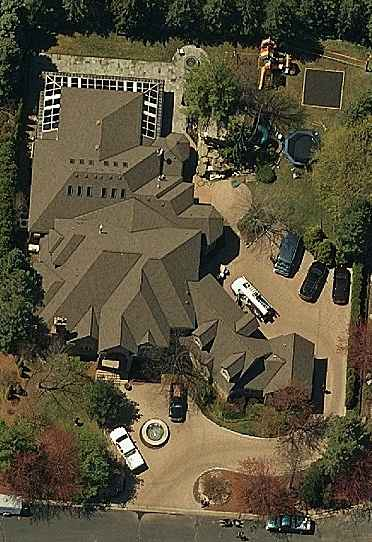 Eminem's house Clinton Township, Michigan picture