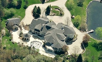 Eminem's house Rochester Hills, Michigan picture
