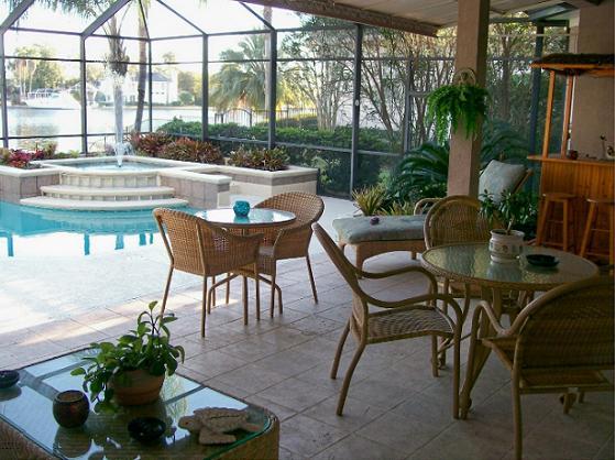 Eugene Monroe's house in Jacksonville, Florida