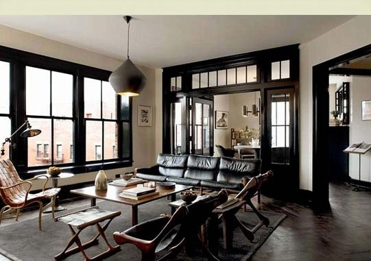 Gabriel Byrne house New York City pictures