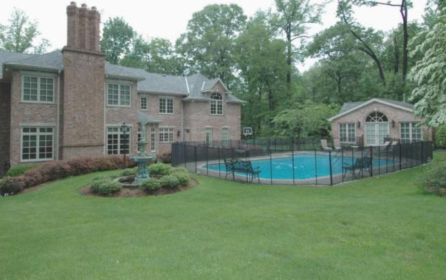 Gary Sheffield house Alpine New Jersey