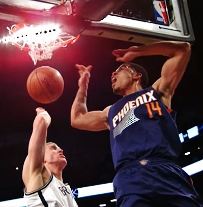 Gerald Green slam dunk
