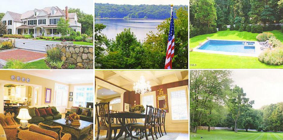 Glenn Beck house for sale New Canaan, CT