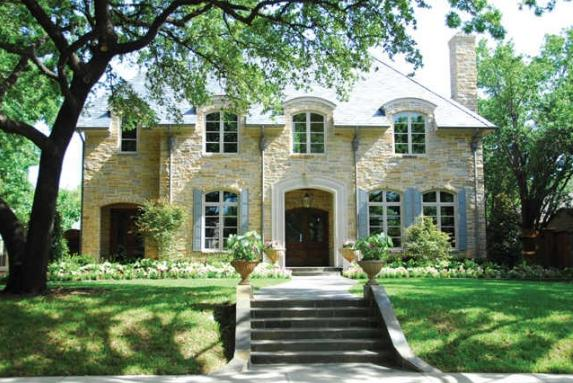 Ian Kinsler house in Dallas Texas - various pictures, photos