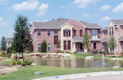 Jason Kidd home Texas - house picture. Photos of celebrity homes and mansions, photos Jason Kidd's house condo, celebrity houses, mansion