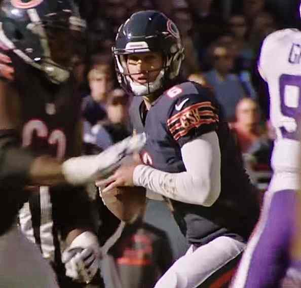 Jay Cutler former Bears quarterback