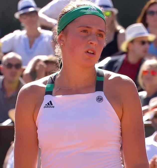 Jelena Ostapenko wins the French Open 2017