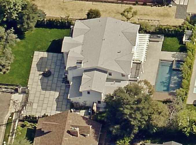 YouTube Star Jenna Marbles's house Sherman Oaks, California