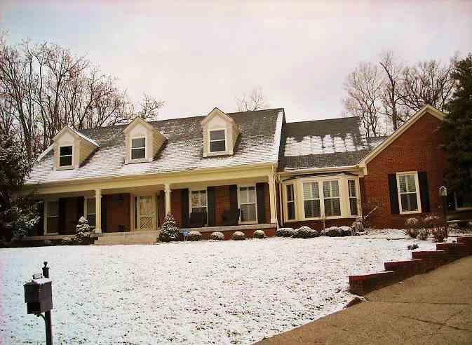 Jennifer Lawrence 39 S Childhood Home Louisville Ky Photos