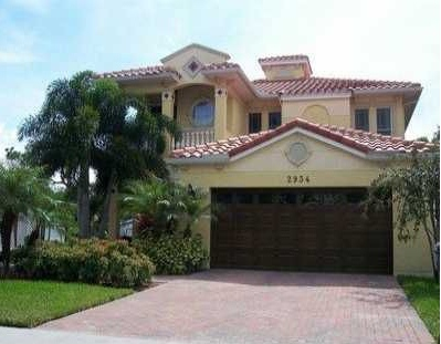 Joe Maddon house Tampa, Florida - house pictures