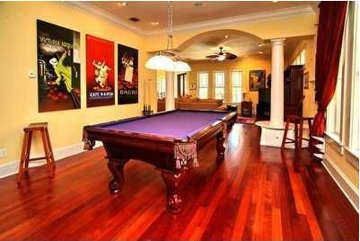 Joe Maddon house Tampa, Florida - home pictures