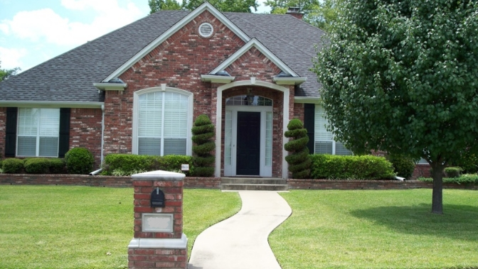 Joe Nichols house photos - Tyler, Texas