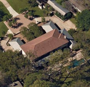 Picture of Joe Rogan's house in Austin Texas