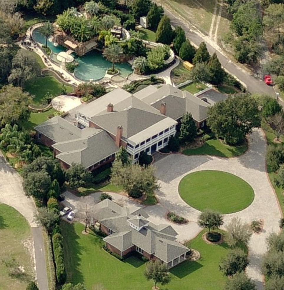 Joey Fatone's house in Orlando, Florida is for sale