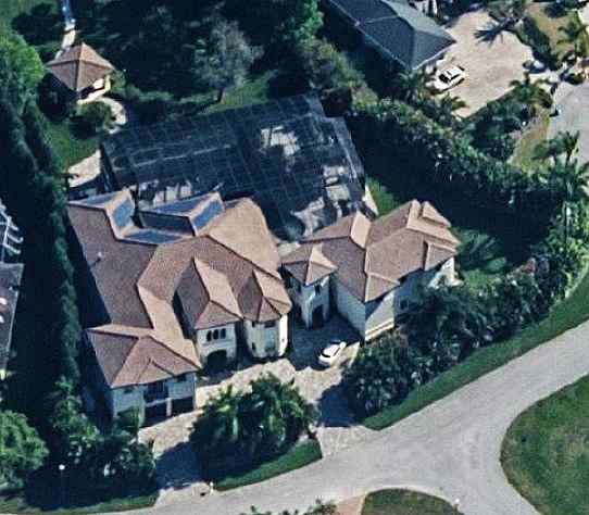 John Cena's home in Land O' Lakes, Florida - new house picture