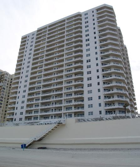 Philip Clapp a.k.a. Johnny Knoxville's condo in Daytona Beach Florida, purchased with Melanie Clapp in 2004