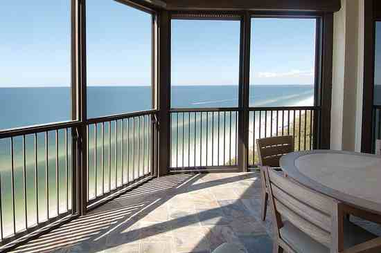 photos of Judge Judy's penthouse - Naples, Florida - home pictures