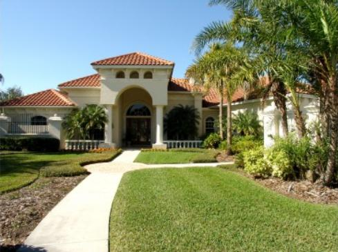 Kellen Winslow's house in Tampa, Florida