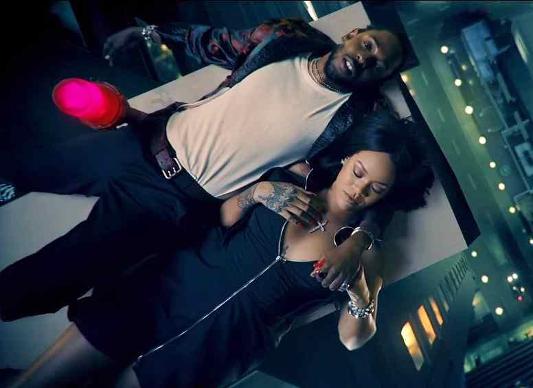 Kendrick Lamar & Rihanna 'Loyalty'