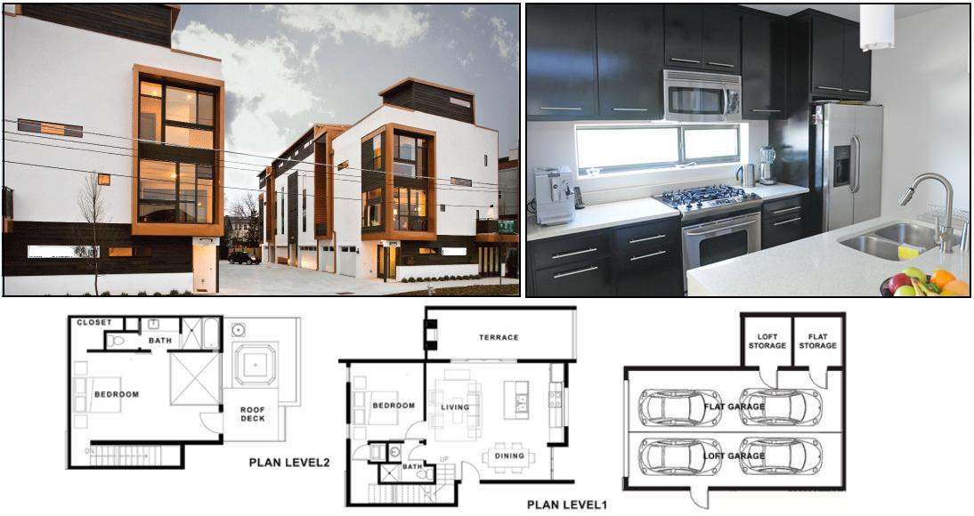 Keri Hilson apartment in Atlanta