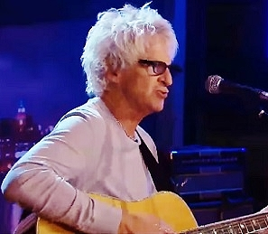 Kevin Cronin of REO Speedwagon