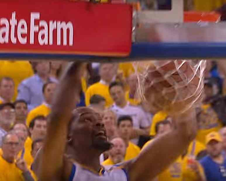 Kevin Durant - Game 5 2017 Playoffs Cavs vs Warriors