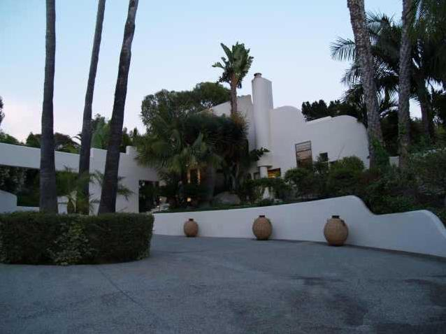 Kyle Boller and Carrie Prejean house in Del Mar, CA
