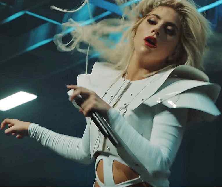 Lady Gaga - Behind The Scenes From Super Bowl LI