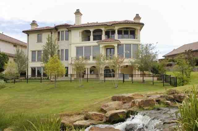 photos of LaMarcus Aldridge house - Irving, Texas - home pictures