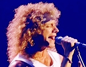 Lou Gramm of Foreigner