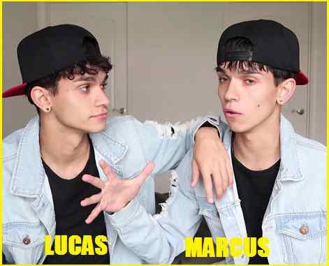 lucas and marcus dobre old pic