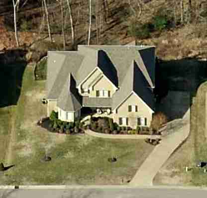 Luke Bryan house Brentwood Tennessee