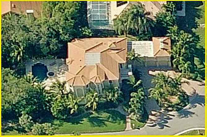 Maria Sharapova's home