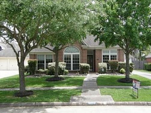 Mark Kelly house photos - League City, Texas