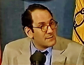 Matt Drudge founder of The Drudge Report
